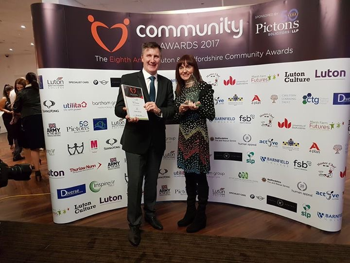 Social Care Hero Award